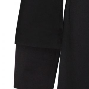 Coatally Detail Arm Sleeve Short