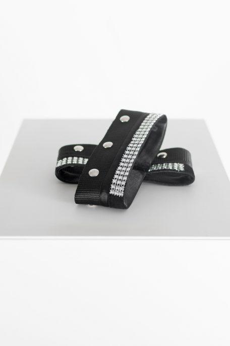 Diamonds designed set for interchangeable coat