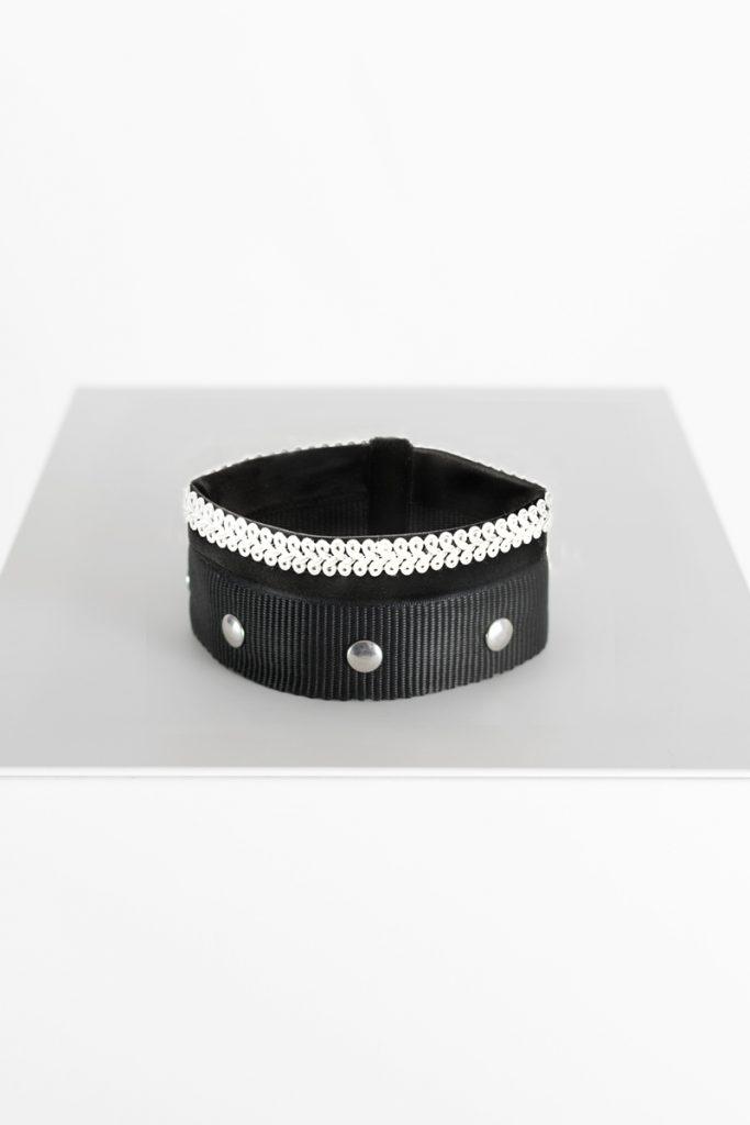 Coatally The Digityally Detail Set White Braided Ribbon