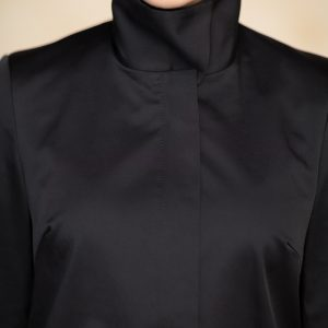 The Protectally Detail High Collar