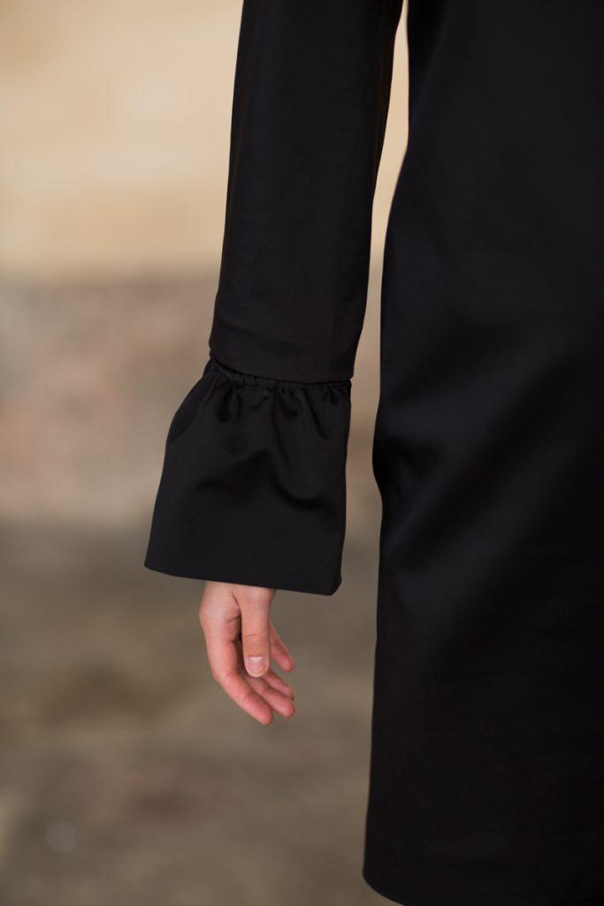 Coatally Flare Sleeves