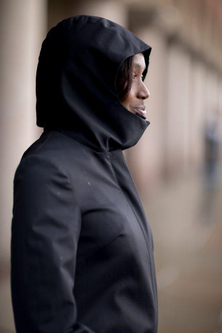 Coatally Hood for your smart coat
